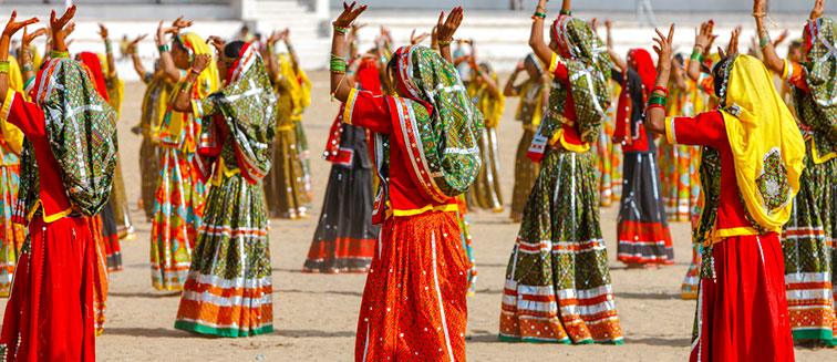 Summer Festival of Rajasthan