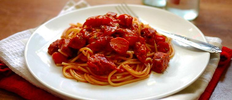 Philippine Spaghetti